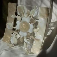 Тарелка декоративная №1